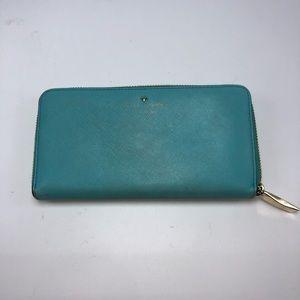 Kate Spade Blue wallet